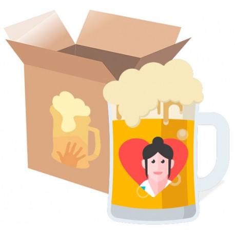 Para ella: Regala Cerveza Artesana para San Valentín