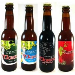 Pack degustación Cervesa Marina