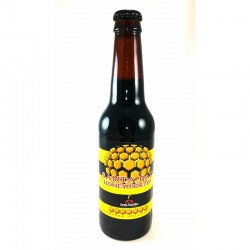 Santa Pau Honey Porter