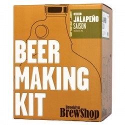Brooklyn Brew Shop: Jalapeño Saison