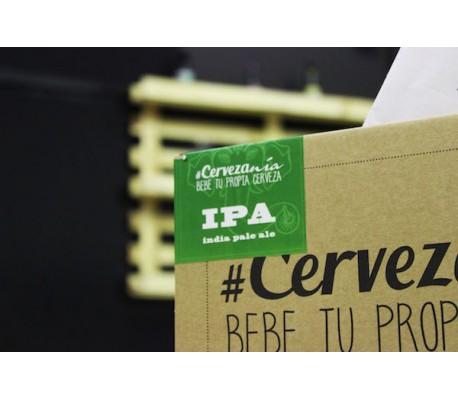 Cervezanía, Kit de elaboración de cerveza artesana Albero Gastronómica