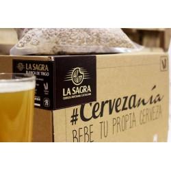 Cervezania: Sagra Blanca de Trigo