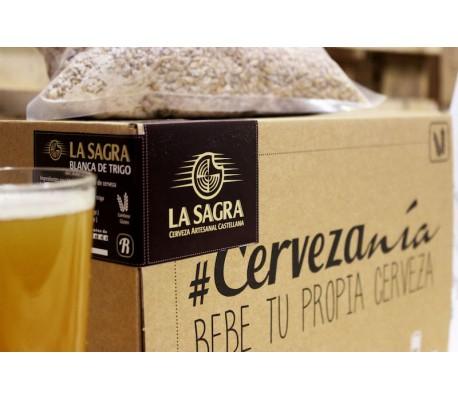 Cervezanía, Kit de elaboración de cerveza artesana Cervezania IPA