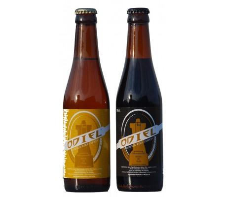 Pack Cervezas Odiel de trigo