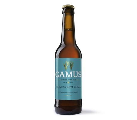 Cerveza Gamus Ginger