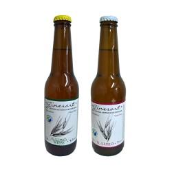 Pack selección cervezas Ginesart Rubias