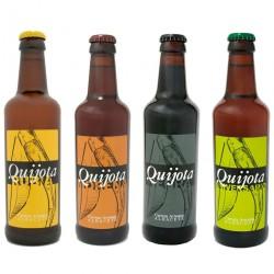 Pack degustación Cervezas Quijota