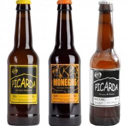 Pack especial Cervezas Picarda