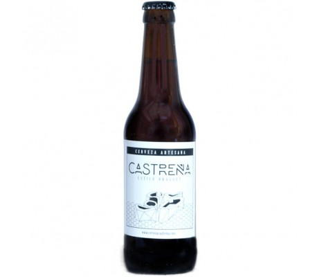 Castreña Honey Belgian Ale
