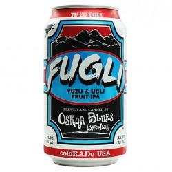 Oskar Blues Brewery Fugli