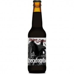 Hecatombe Brewing Stone The Crow