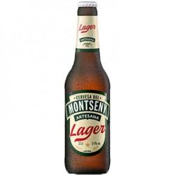 Cervesa del Montseny Lager