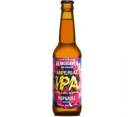 Almogàver Hop&Roll Imperial IPA