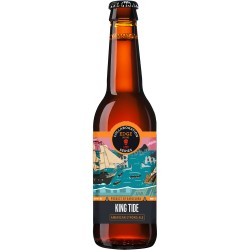 La Pirata & Edge Brewing King Tide