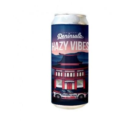 Cervecera Península Hazy Vibes