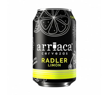 Arriaca Radler, cerveza artesana con limón