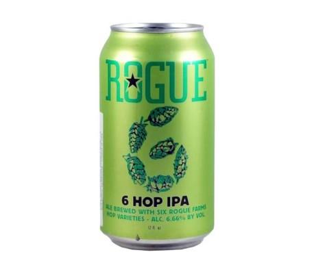 Rogue 6 Hops (lata 35,5cl.)