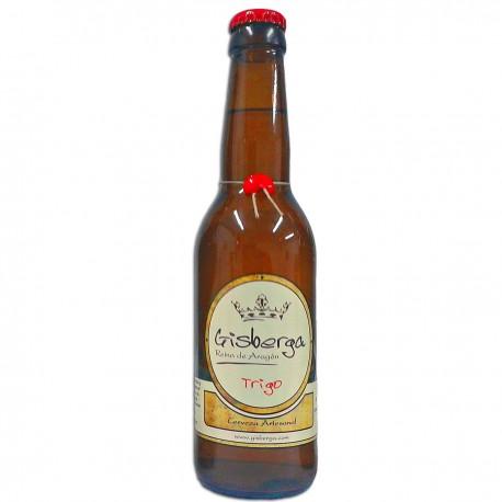 Gisberga - Cerveza Artesana Gisberga Trigo