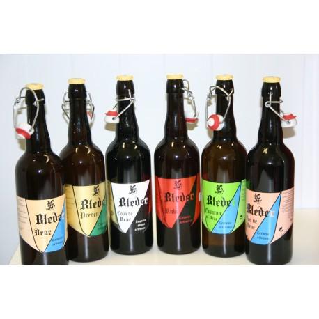 Pack degustación Cervezas Bleder