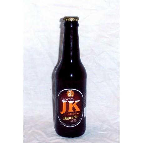 Cerveza JK Daurada