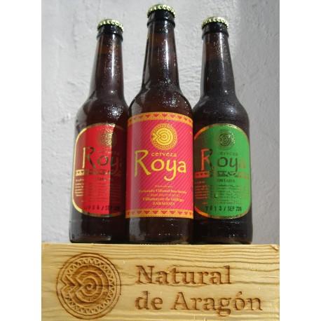 Pack degustación Cervezas Roya