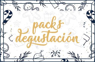 Packs de degustación